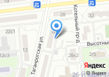 Компания «Деливери Групп» на карте