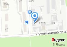 Компания «Русский Бондарь» на карте