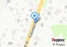 Компания «Каскад-К» на карте