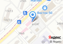 Компания «Поликлиника Консультативно-диагностический центр №2» на карте