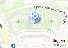 Компания «Детский сад №2426» на карте