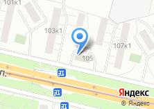 Компания «Кабинет красоты Ольги Потаповой» на карте