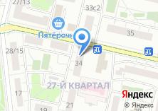 Компания «КЭШ ПОИНТ» на карте