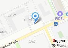Компания «Дары Востока» на карте