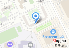 Компания «Тренер-Фигурное катание  Алма-Атинская» на карте