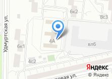 Компания «Московская богословская семинария евангельских христиан-баптистов» на карте
