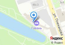 Компания «Сенатор-СБ» на карте