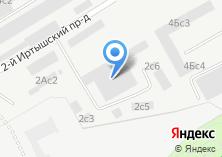 Компания «СВЕТОПРИБОР» на карте