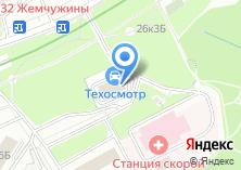Компания «АСМ-МОТОРС» на карте