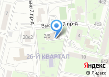 Компания «Ассоциация Народный СпортПарк» на карте