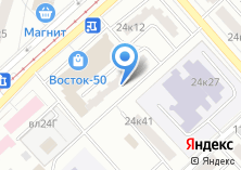 Компания «Маглюг» на карте