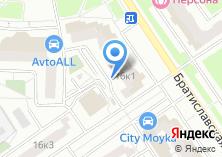 Компания «Tdz.ru» на карте