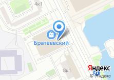 Компания «Kassir.ru» на карте