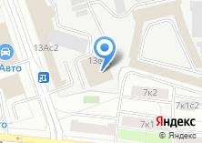 Компания «Фрезеровка-МСК» на карте