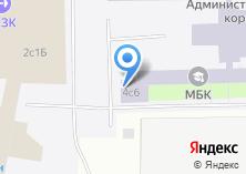 Компания «DL Medika» на карте