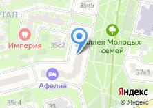 Компания «Тысяча и одна ночь» на карте