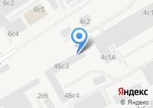 Компания «Техносолюшн» на карте