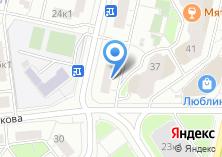 Компания «Класс М» на карте