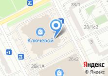 Компания «Аквастрит» на карте