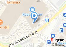 Компания «AVTO-Master» на карте