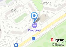 Компания «Transwayexpress» на карте