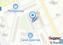 Компания «ИРМ-1» на карте