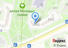Компания «Эклектика» на карте