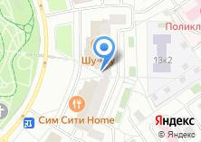 Компания «1010time.ru» на карте