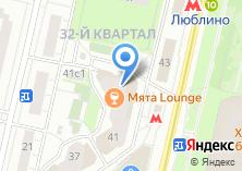Компания «IRT-Masters» на карте