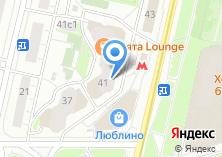 Компания «Stillini» на карте