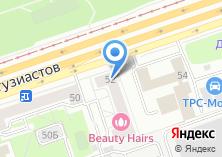 Компания «Московский метрополитен» на карте