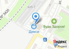 Компания «Салон-ателье» на карте