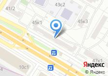 Компания «Керхер Центр оптово-розничная компания» на карте