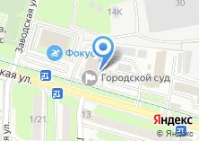 Компания «Мировые судьи Домодедовского района» на карте