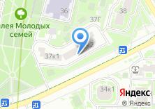 Компания «Моделье» на карте