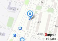 Компания «МосОблРитуал» на карте