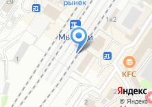 Компания «Мытищи железнодорожная станция» на карте