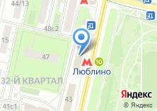 Компания «Центр-Сервис» на карте