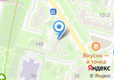 Компания «Садовое Кольцо» на карте