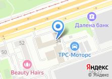Компания «АСТ Групп» на карте