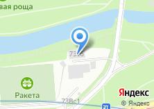 Компания «Сход-развал 3D» на карте