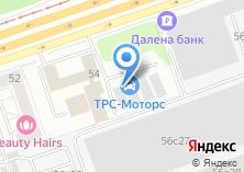 Компания «R-сервис» на карте