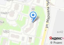 Компания «Медалюкс» на карте