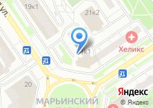 Компания «Аконит» на карте
