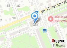 Компания «Домодедово-Реклама - рекламно-производственная компания» на карте