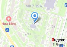 Компания «Детский сад №2499» на карте