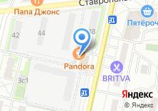 Компания «Корчма Казачья» на карте