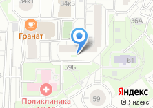 Компания «АВТО-Гид» на карте