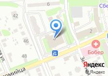Компания «Софит» на карте