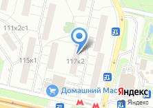 Компания «Рио21» на карте